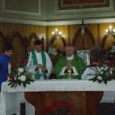 Vizita Episcopului Anton Coșa în satul natal