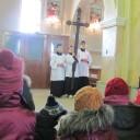 Ștafeta Căii Sfintei Cruci la Valea Mare