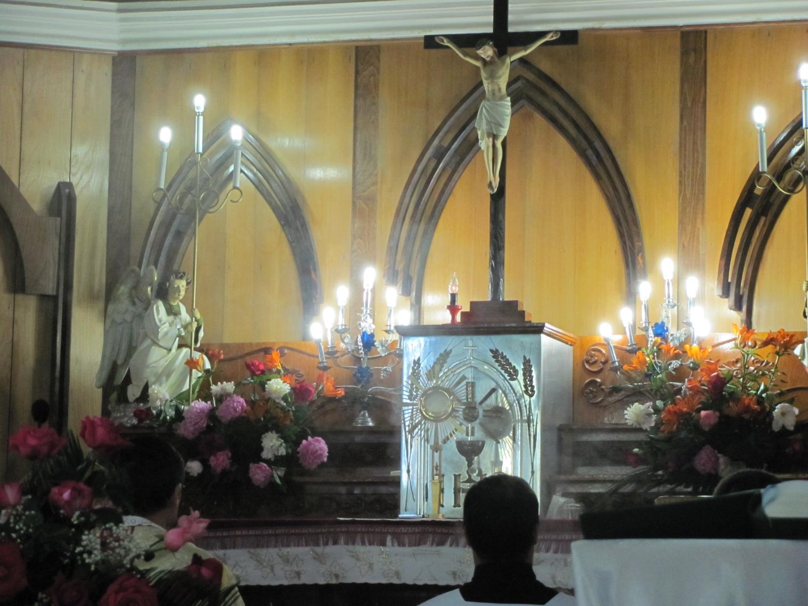 Trupul și Sângele Domnului nostru Isus Cristos – 30 mai 2013