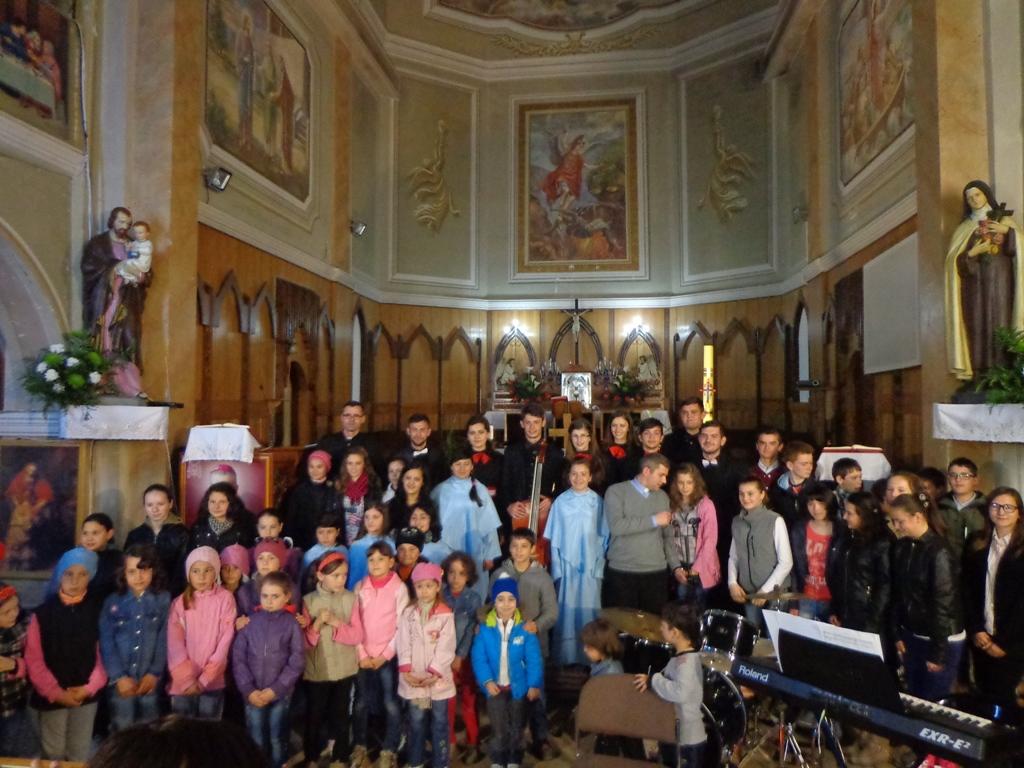 Liturghia pentru susținătorii misiunilor și Concertul de Paști (22 aprilie)
