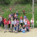 1 mai la pădure cu copiii