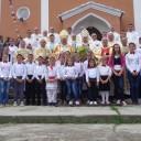 Liturghie jubiliară la Valea Mare