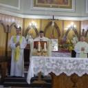 Liturghie de primiţie la Valea Mare a pr. Matei Ciprian