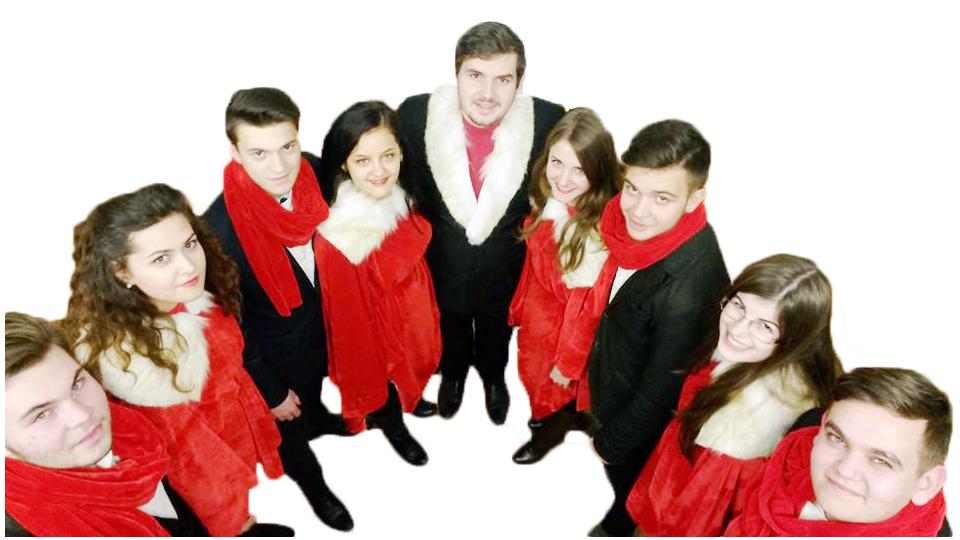 Vineri 19 dec. ora 18.00, Concert de Colinde în Biserica din Valea Mare.