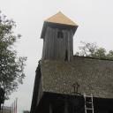 Renovarea acoperișului Bisericii din cimitir