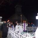 Procesiune spre cimitir și pomenirea credincioșilor răposați.