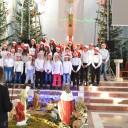 """""""Mesagerii bucuriei"""" la Festivalul concurs de Colinde: Tămășeni, 28 decembrie 2015"""