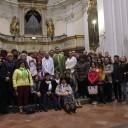 Vizita la catolicii românii din Italia