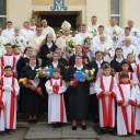 Depunere voturi și Liturghie de mulțumire pentru sora Angela Ilieș